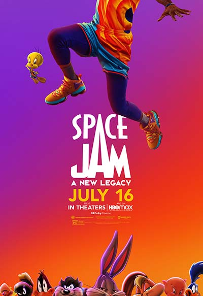 Space Jam - A New Legacy (2021)